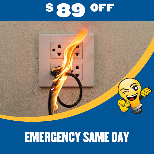 electrician emergency same day